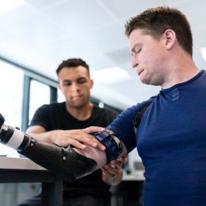 Spotlight on the Future of Prosthetics